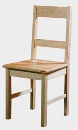 Dřevěná jídelní židle Gazel