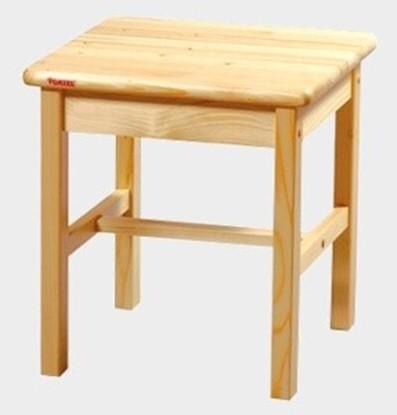 Dřevěné štokrle Gazel