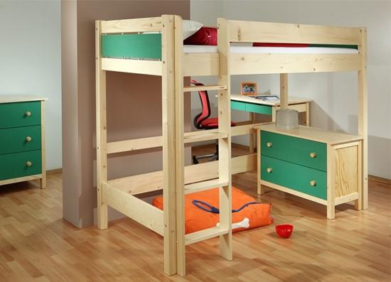 Dětská patrová postel Gazel