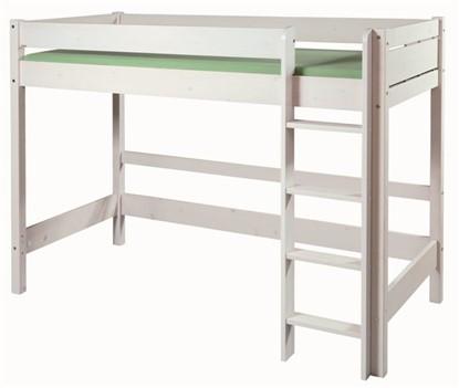 Dětská patrová postel v bílém provedení Gazel
