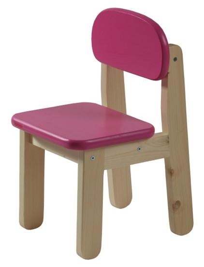 Obrázek Dětská židle PUPPI - RŮŽOVÁ