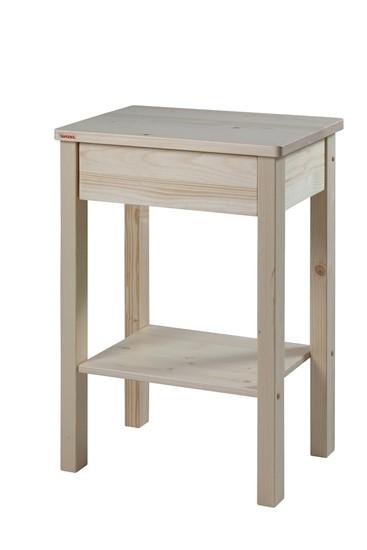 Noční stolek k postelím Senior a k Pečovatelským lůžkům.